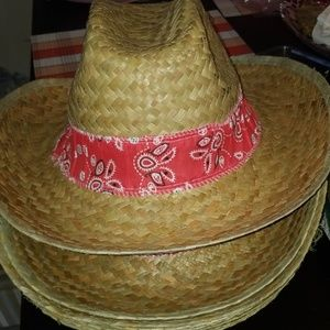 10 Cowgirl or boy hats never worn